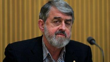 Former NSW Director of Public Prosecutions Nicholas Cowdery.