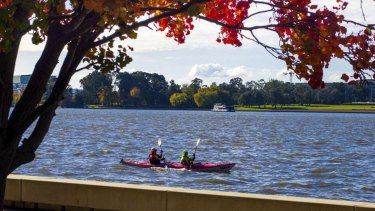 Canberra's winter is set to be warmer and drier than average.