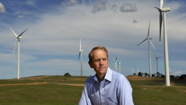 Environment Minister Simon Corbell said