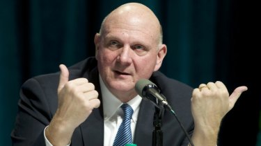 Former Microsoft CEO Steve Ballmer pursued the Nokia buy over the initial rejection of his board.