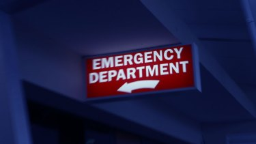 """There are a number of valid reasons for sick people to visit an emergency department."""
