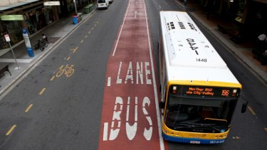 Brisbane City Council has allocated funds for new buses and to tackle bus congestion in South Brisbane.
