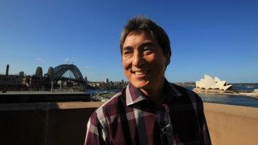 """Canva democratises design"": Apple's former ""chief evangelist"" Guy Kawasaki."