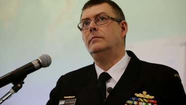 Vice-Chief Ray Griggs says the ADF is resolved to stamp out all forms of abuse.