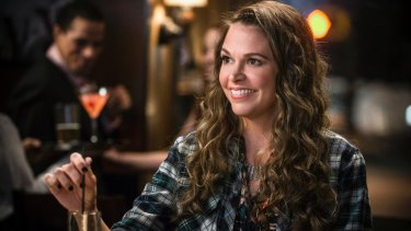In Younger, Sutton Foster plays a woman who lies about her age to get back into the workforce.