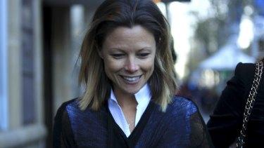 Bianca Rinehart is in a legal battle to take control of the Rinehart family's multibillion-dollar trust.