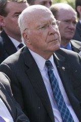 Democratic Senator Patrick Leahy of Vermont.