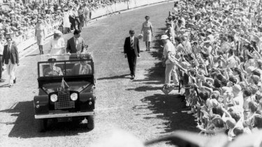 The Land Rover has long been a favourite of the royal family.