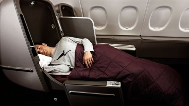 Qantas has introduced a new points-to-seats option.