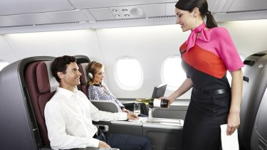 What's the best way to turn your points into a business class upgrade?
