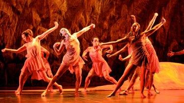 Patyegarang marks 25 years of Bangarra Dance Theatre.