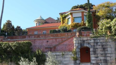 Historic Point Piper mansion Craig-y-Mor is currently being demolished by foreign developers.