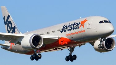 Qantas' budget offshoot, Jetstar, has been flying 787-8 Dreamliners since late 2013.
