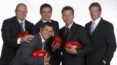 The Footy Show has lost its bounce.