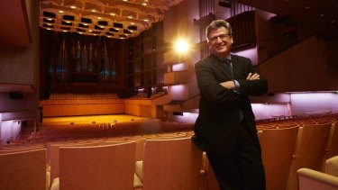 John Kotzas, chief executive Queensland Performing Arts Centre
