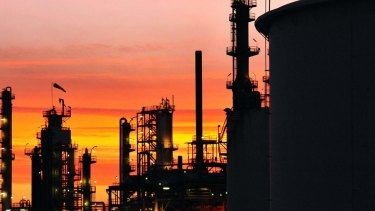 A chemical release at the Port of Brisbane's Caltex refinery has resulted in a $60,000 fine.