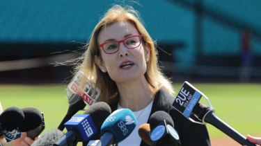 U-turn on fund cuts for homeless: Gabrielle Upton announced that $8.6 million will be restored to inner city services.