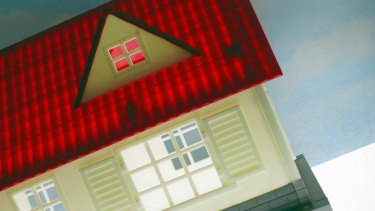 The big four banks control 80 per cent of Australia's mortgage market.