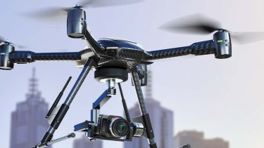 Drone operators are required to follow federal privacy regulations.