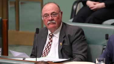 Warren Entsch says he is not concerned that the penalty rates issue could cost him his seat.
