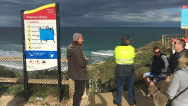 Beaches near Mindarie remain closed after a fatal shark attack on Sunday.