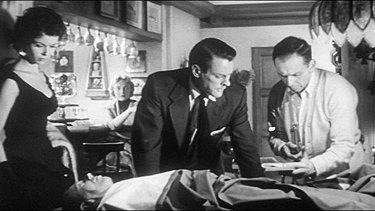 Still from the 1956 movie,