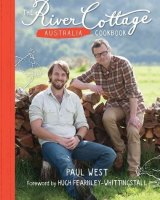The River Cottage Australia Cookbook by Paul West, Bloomsbury, $45. The farm is one that shows respect by treating whatever is being produced for food with care for the environment or the animal.