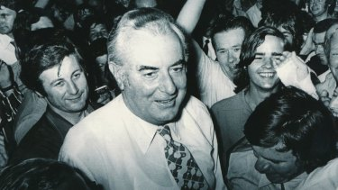 Gough Whitlam wins the 1972 general election.