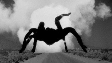 The star of the 1955 monster movie Tarantula.