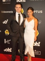Bailey attended the ball with girlfriend, Jemima Tennekoon.