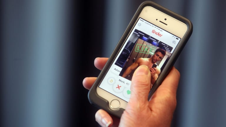The science shows certain groups getting pushed to the bottom of the pile on Tinder, but societal attitudes mean talking about it is taboo.