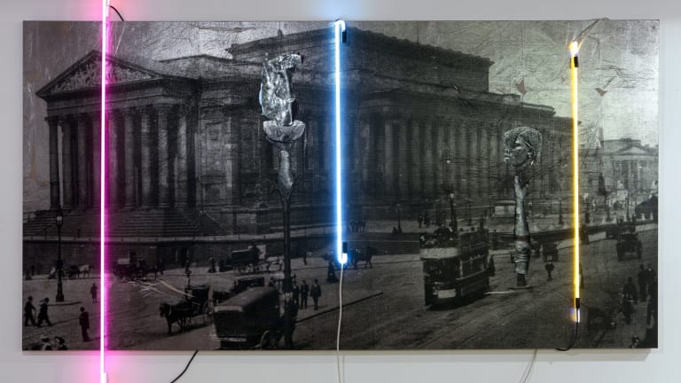 artist brook andrew s reimagining of the past