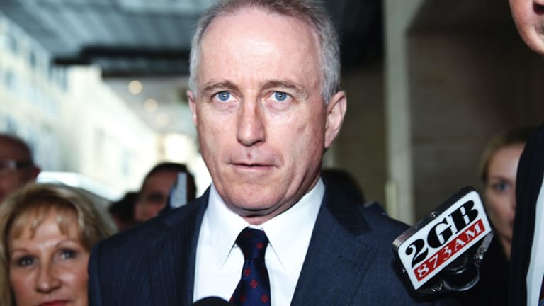 Former NSW minister Carl Scully has published a political memoir.