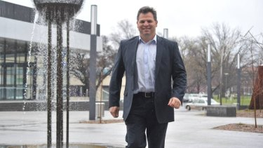 Philip Donato could beat the Nationals' Scott Barrett once Labor preferences are counted.