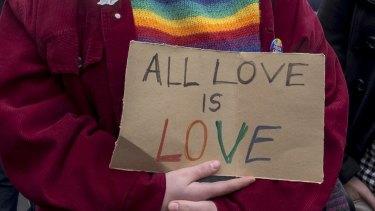 Equal love.