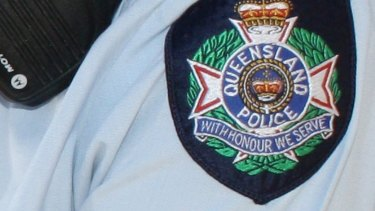 A man allegedly claimed he was a police officer before raping a woman in Greenslopes.