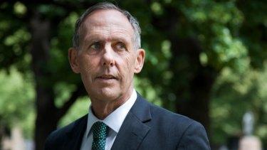 Former Greens leader Bob Brown.
