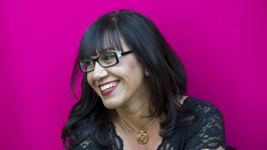 Author Anita Heiss.