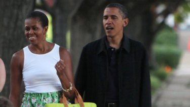 Michelle and Barack Obama brought a cool glamour to Washington DC.