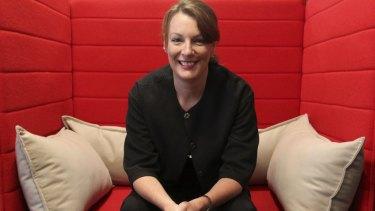 Twitter Australia's first managing director Karen Stocks.