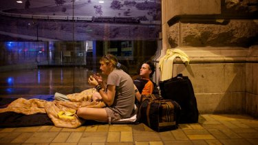 Homelessness had worsened in NSW, by 20 per cent, between 2006 and 2011, despite a pledge to halve homelessness from the former Rudd government.