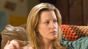Anna Gunn plays a senior executive motivated by power and wealth in <i>Equity</i>.