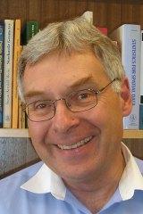 University professor Peter Gavin Hall