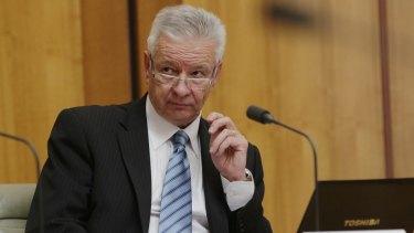 Labor senator Doug Cameron.