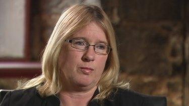 Yvonne Berry said she thoiught she was in 'Guantanamo Bay' not Ballarat.