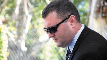 Kieran O'Connor, who has pleaded not guilty to murder.