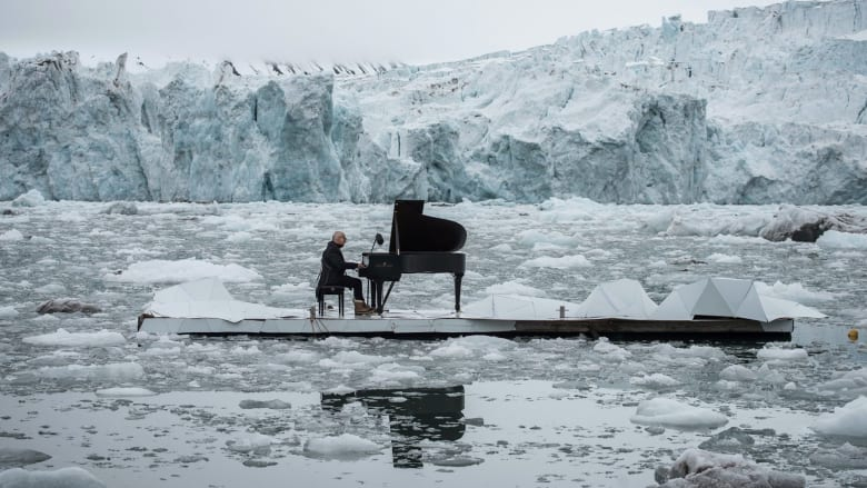 küresel ısınma ve arktik
