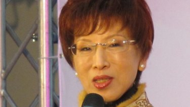 Taiwan's presidential candidate Hung Hsiu-chu said she will run for presidency despite her unpopularity with voters.