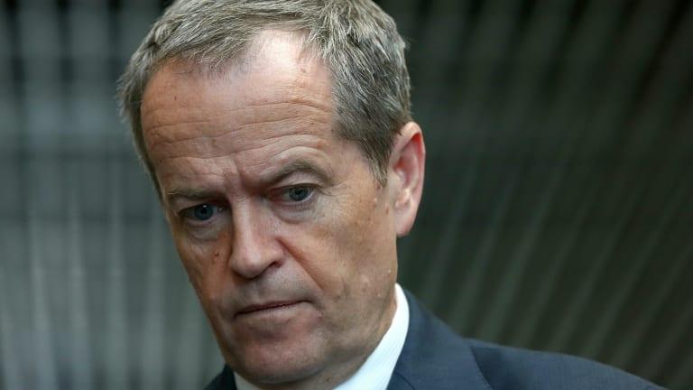 Opposition Leader Bill Shorten has labelled the scheme a scam.