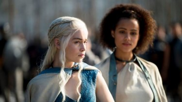 HBO and Foxtel will battle for control of Westeros if Australians can sneak into HBO's upcoming streaming service.